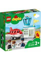 Lego Duplo Town Avion et aéroport V29 Lego 10961