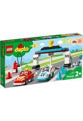Lego Duplo Coches de Carreras 10947