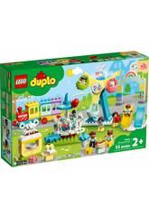 Lego Duplo Town Amusement Park Lego 10956