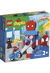 Lego Duplo Marvel Heroes Cuartello Generale di Spider-Man10940