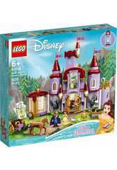 Lego Disney Castillo de Bella y Bestia 43196