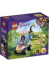 Lego Friends Buggy de Rescate de la Clínica Veterinaria 41442