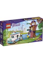 Lego Friends Ambulancia de la Clínica Veterinaria 41445