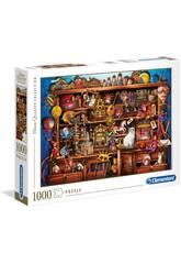 Puzzle 1000 Ye Old Shop Clementoni 39512