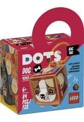 Lego Dots Porte-clés Chien 41927