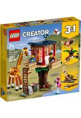 Lego Creator Casa del Árbol en la Sabana 31116