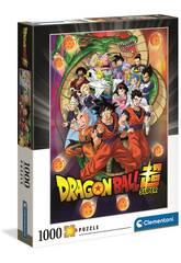 Puzzle 1000 Dragon Ball Super Clamentoni 39600