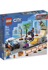Lego My City Pista de Skate 60290