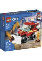 Lego City Le Camion des Pompiers 60279