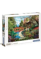 Puzzle 1000 Fuji Garden Clementoni 39513