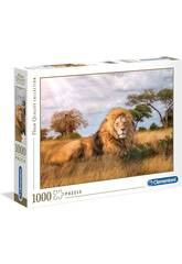 Puzzle 1000 The King Clementoni 39479