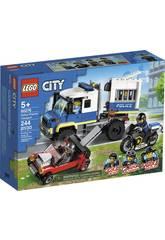 Lego City Transporte de Prisioneros de Policía 60276
