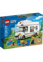 Lego City Vehicles Autoracaravana de Vacaciones 60283