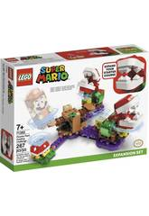 Lego Super Mario Set de Expansión Desafío Desconcertante de las Plantas Piraña 71382