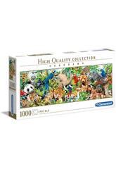 Puzzle 1000 Wild Life Clementoni 39517
