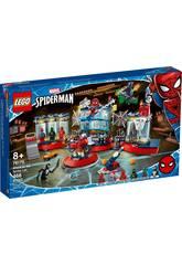 Lego Súper Héroes Marvel Ataque a la Guarida Arácnida 76175