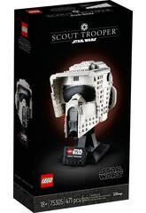 Lego Star Wars Casco de Soldado Explorador 75305