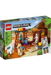 Lego Minecraft El Puesto Comercial 21167
