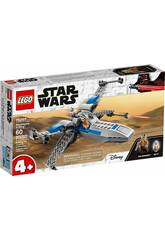Lego Star Wars X-Wing de la Résistance 75297