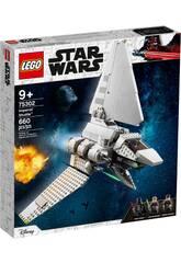 Lego Star Wars La Navette impériale 75302