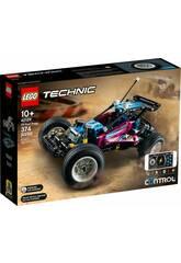 Lego Technic Buggy Todoterreno 42124