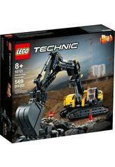 Lego Technic Excavadora Pesada 42121