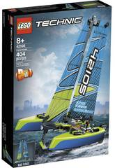 Lego Technic Catamarán 42105