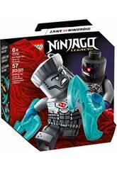 Lego Ninjago Set de bataille épique Zane contre Nindroïde 71731