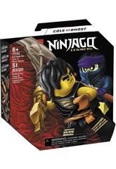 Lego Ninjago Set battaglia leggendaria Cole vs. guerriero fantasma 71733
