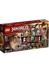 Lego Ninjago Torneo de los Elementos 71735