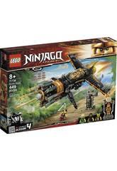 Lego Ninjago Destructor de Roca 71736