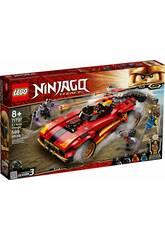 Lego Ninjago Deportivo Ninja X-1 71737