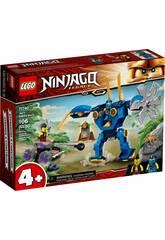 Lego Ninjago Robot Eléctrico de Jay 71740
