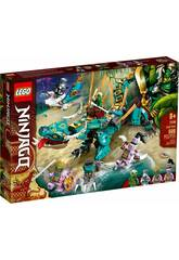 Lego Ninjago Drago della giungla 71746