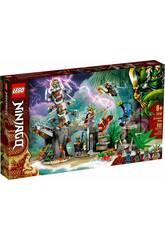 Lego Ninjago Le village des Gardiens 71747