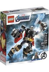 Lego Súper Héroes Avengers Armadura Robótica de Thor 76169