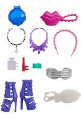 Barbie Fashions Accessories Luxury Model Mattel GRC15