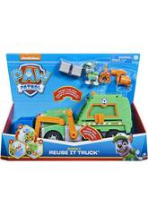 Patrulla Canina Camión de Reciclaje Rocky Bizak 6192 7718