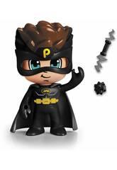 Pin und Pon Action Serie 3 Figur Super Helden Famosa 700016262