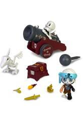 Pinypon Action Pirata Fantasma Cannone Famosa 700016238