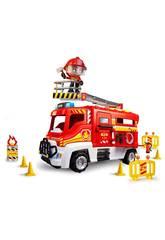 Pinypon Azione camion dei pompieri Famosa 700016237