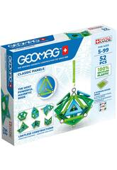 Geomag Green Classic Panels 52 Piezas Toy Partner 471