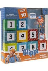 Blippi Set 9 Sorpresas Toy Partner BLP0009