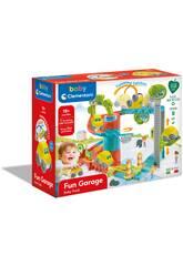 Bébé Garage Fun Clementoni 17404