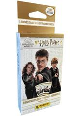 Harry Potter Ecoblister 5 Sobres Trading Cards Panini 9788427872240