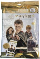 Harry Potter Promopack Archivador con 2 Sobres Panini 8018190012675