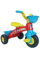 Tricycle Baby Trico Mickey Mickey Injusa 3530