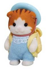 Sylvanian Families Baby Cats Mapple Epoch Cats To Imagine 5409