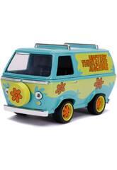 Scooby Doo Furgoneta Mystery Machine 1:32 Simba 253252011