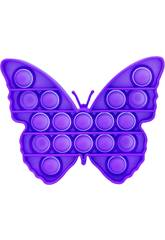 Pop It Mariposa Lila